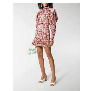 ROTATE | Birger Christensen Kim Floral Mini Dress